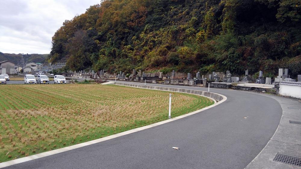常楽寺墓地 (1)