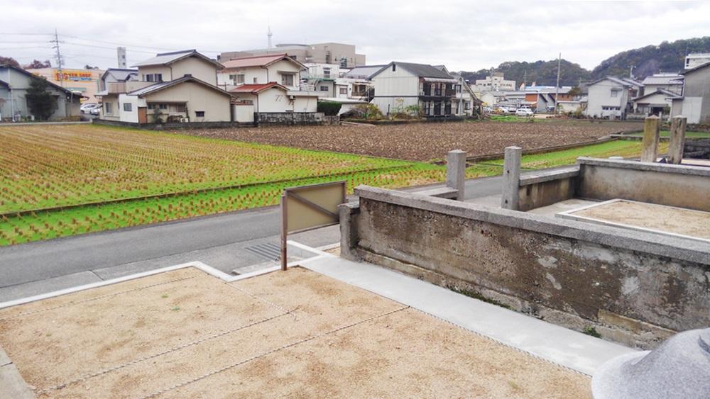 常楽寺墓地 (3)