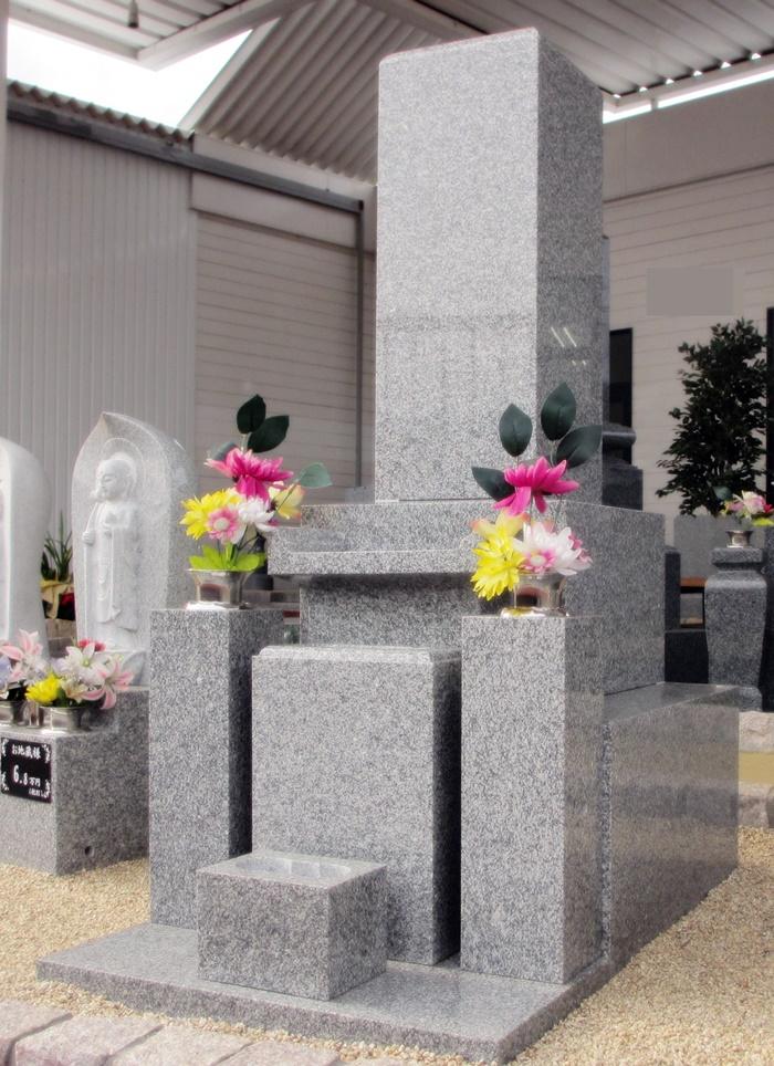 夫婦墓(展示品)