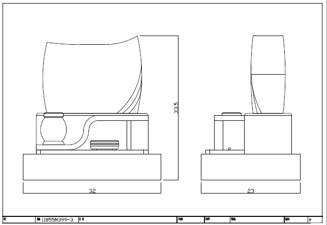 CAD図面1